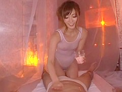 Incredible Japanese slut Rina Kato in Amazing Massage, Doggy Style JAV movie