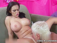 Incredible pornstar Jenna Presley in Hottest Big Ass, Brunette porn scene