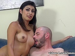 Incredible pornstars Ralph Long, Miya Stone, Sara Jay in Exotic Cumshots, Big Ass porn scene