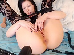 Amateur Dawnwillow Flashing Pussy On Live Webcam - 6cam.Biz