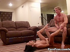 Amazing pornstar Angelina Valentine in Best MILF, Big Tits adult movie