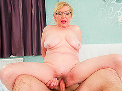 Irene & Rob in Granny's Gorgeous Tits - 21Sextreme
