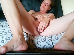 Fabulous amateur Wife, Hairy porn video
