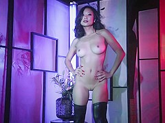 Amazing pornstar in Fabulous Asian, Babes adult movie