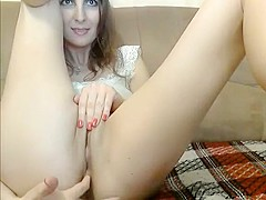 Horny Homemade record with Masturbation, Webcam scenes