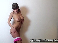 Hottest pornstar Veronica Vanoza in Crazy Big Tits, Brunette xxx movie