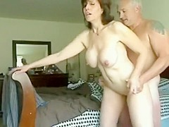 Amazing Homemade record with Couple, Brunette scenes