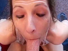 Best pornstar Marie Madison in fabulous pov, deep throat adult video