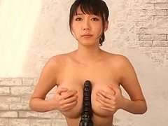 Amazing Japanese model Yuuri Himeno in Hottest Big Tits, Lingerie JAV clip