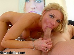 Horny pornstar Christina Skye in Hottest Blowjob, Cumshots xxx video