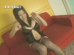 Fabulous Japanese whore Minori Hatsune in Horny JAV movie