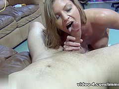 Best pornstar Briana Banks in Incredible Blonde, Big Tits adult video