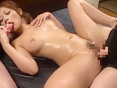 Exotic Japanese whore Haruki Sato in Hottest Dildos/Toys, Big Tits JAV movie