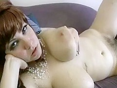 Crazy Amateur clip with Close-up, Hairy scenes