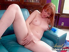Hottest pornstar Marie McCray in Crazy Redhead, Big Tits adult movie