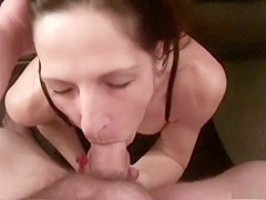 Exotic pornstar Marie Madison in hottest mature, pov adult scene