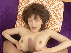 Amazing Japanese chick Anri Okita in Exotic Big Tits, Stockings/Pansuto JAV movie
