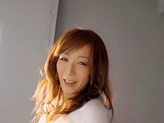 Best Japanese girl in Hottest JAV movie
