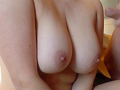 Horny homemade Amateur, Big Tits sex movie