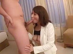 Incredible Japanese whore You Takeuchi, Reon Otowa in Hottest Fingering JAV video