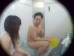 Crazy Japanese girl in Horny Voyeur JAV scene