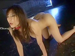 Incredible Japanese chick Natsumi Horiguchi in Horny Masturbation/Onanii, BDSM JAV video