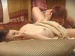 Horny Japanese slut Akari Minamino in Incredible Massage JAV video