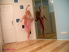 flexi sex with contortion Ballerina