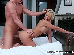 Incredible pornstar Phoenix Marie in Crazy MILF, Blonde adult clip