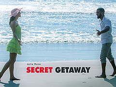 Julia Roca in Secret Getaway - BlackIsBetter