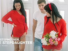 Inga Devil & Taissia  in Like Stepmother, Like Stepdaughter - StepmomLessons