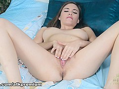 Crazy pornstar Skye West in Hottest Solo Girl, Masturbation adult scene