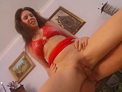 Exotic pornstar in best brunette, big tits sex scene