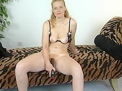 Horny homemade Interview, Big Nipples xxx clip