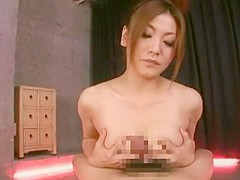Fabulous Japanese model Emi Harukaze in Horny POV, Blowjob/Fera JAV scene