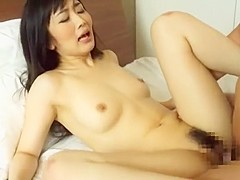 Amazing Japanese girl Hibiki Otsuki in Crazy Small Tits JAV scene