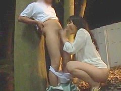 Hottest Japanese whore Sho Nishino in Fabulous Blowjob/Fera JAV video