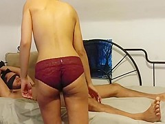 Incredible homemade Amateur, BDSM xxx movie
