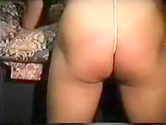 Fabulous homemade Spanking, Fetish adult scene
