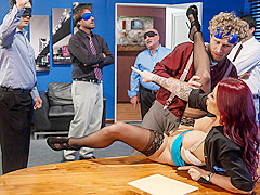 Team Building Sexcercise - BrazzersNetwork