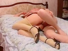 Exotic homemade Swallow, Russian xxx clip