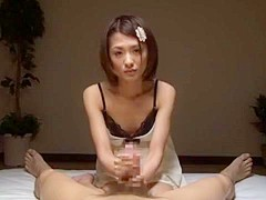Fabulous Japanese whore Yuki Natsume in Best POV, Handjobs JAV movie