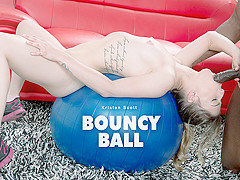 Kristen Scott in Bouncy Ball - BlackIsBetter