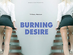 Tiffany Watson in Burning Desire - BlackIsBetter