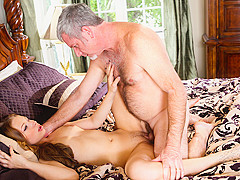 Alyssa Branch & Jay Crew in Family Affairs - SweetSinner