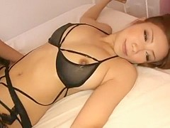 Crazy Japanese slut Yuka Minase in Amazing Big Tits, Lingerie JAV clip