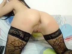 Hugetits38dd amateur video on 07/13/15 12:49 from Chaturbate