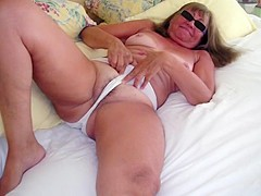 Crazy homemade Hairy, Mature sex video