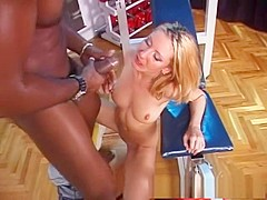 Fabulous pornstar in amazing anal, facial adult scene