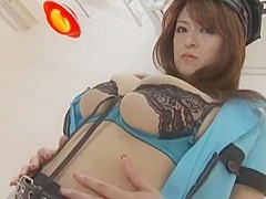 Crazy Japanese girl Serena Kozakura in Incredible Big Tits JAV scene